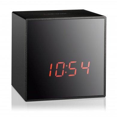 SpyTec Home - Wi-Fi Security Camera Alarm Clock Pro