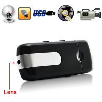 Flash Drive with Hidden Camera
