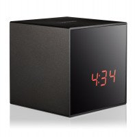STI Home - Wi-Fi Security Camera Alarm Clock