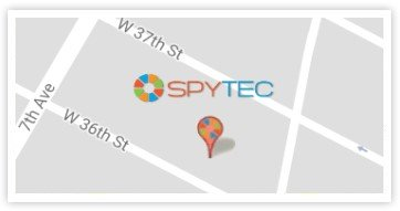 Spytecinc Location Google Map