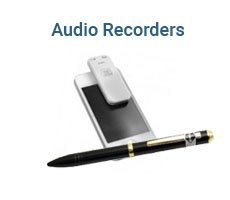 Audio Recorders